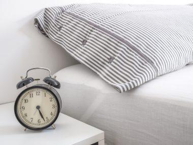 Temps de sommeil idéal - 6