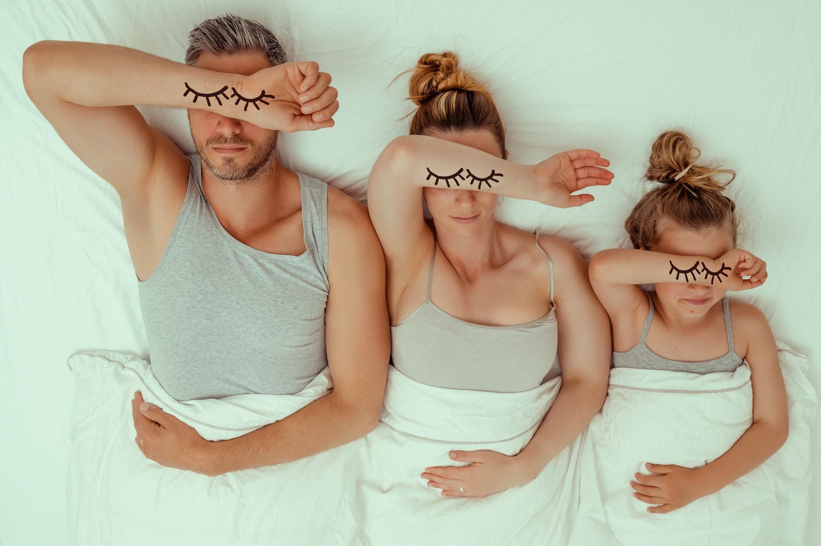 Les règles pour un sommeil réparateur -1