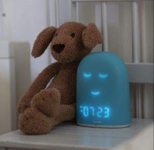 réveiller votre enfant Activez l'alarme à la même heure